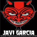 Javi New Devil Sticker 