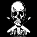 Javi Skull Sticker